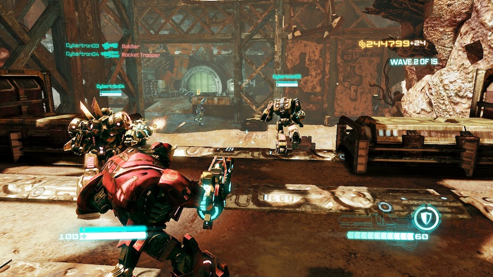 the tank class in fall of cybertron u0026 39 s multiplayer is  erm