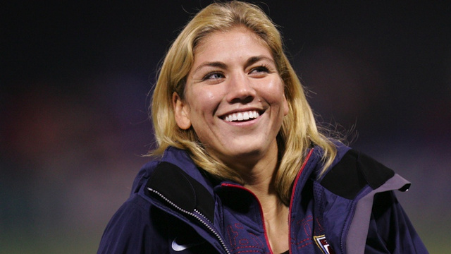 Hope Solo Says that the Olympic Village Is Just a Giant, Booze-Fueled Orgy for Super Fit People