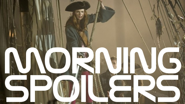 Karen Gillan reveals secrets of Amy Pond's future on Doctor Who!