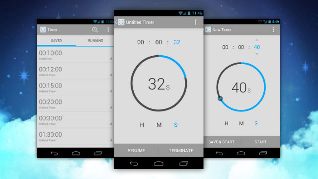 Click here to read Timer for Android Is the Most Elegant and Functional Timer Weve Ever Seen