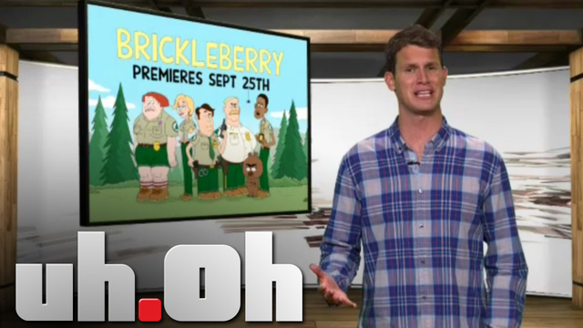 Daniel Tosh Reportedly Scrambling to Find Non-Rape Joke Before New Show Premieres Today