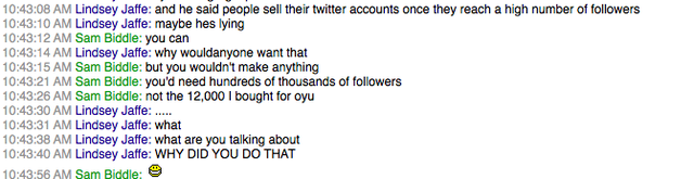 How To Buy A Ton of Twitter Followers