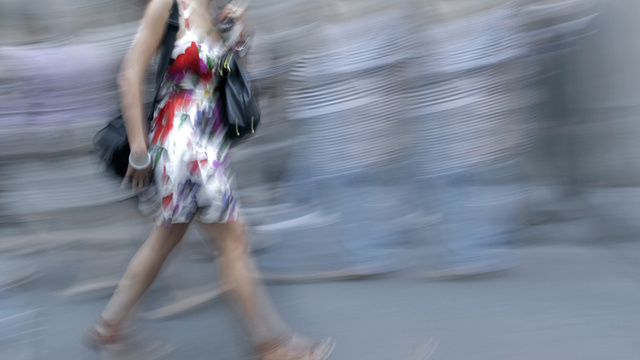 Walking While Female: A Story of Sexual Assault in Broad Daylight