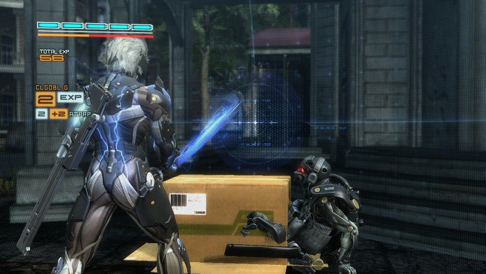 This is Not the Best New Screenshot of <em>Metal Gear Rising: Revengeance</em>