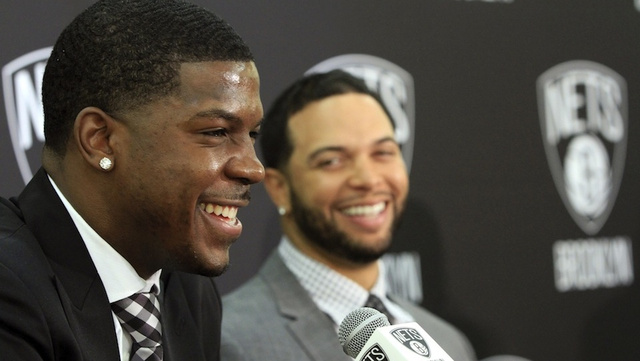 """The Trade For Joe Johnson Really Solidified Our Vision."" Get Excited, Nets Fans!"