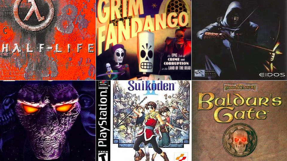 Click here to read Was 1998 The Ultimate Year in Video Gaming?