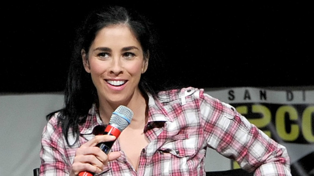 Sarah Silverman Subtly Slams The Church of Judd Apatow