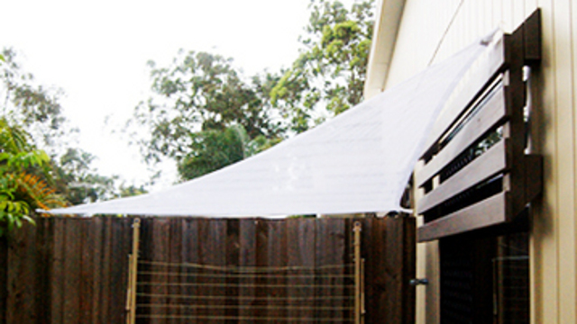 Diy Shade Sail Lifehacker Australia