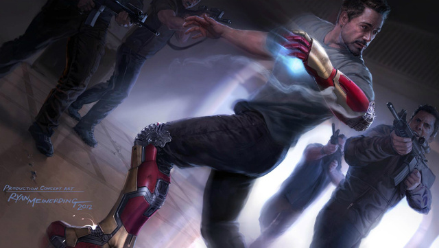 The Marvel Panel: Ant-Man Smackdown, Iron Man's Downfall, and Rocket Raccoon!