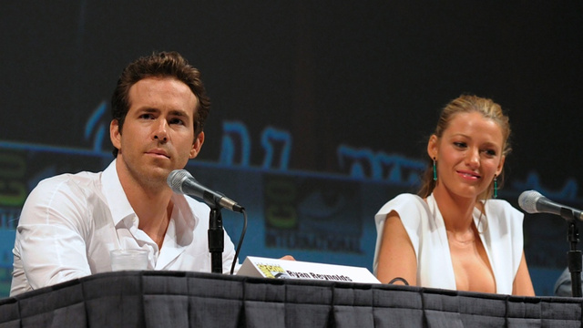 Blake Lively and Ryan Reynolds Are Now Married by the Power Vested in Police Paperwork