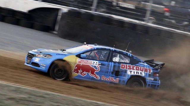 The Global RallyCross Championship Has Its Moment