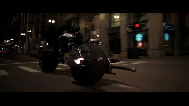 Anatomy Of A Car Chase: The Dark Knight