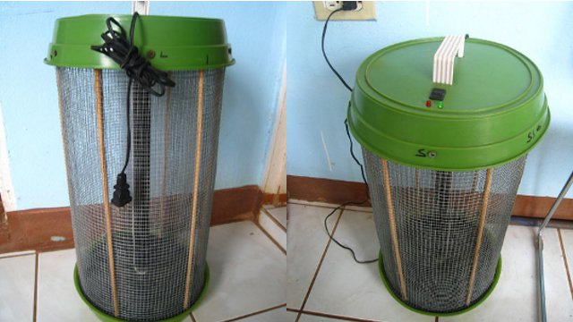 Click here to read DIY Bug Zapper
