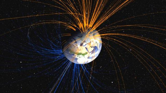 Earths Magnetic Field Reversal Lost in migration: Ear...