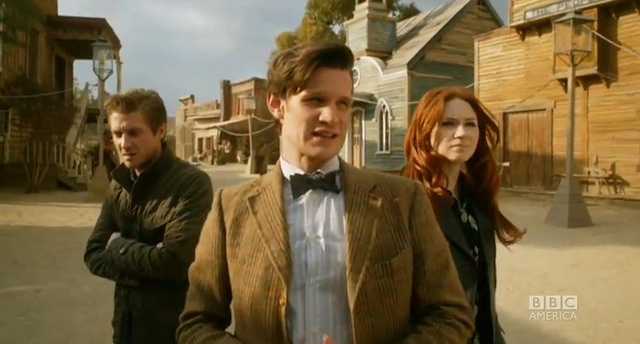Doctor Who shows us something we've never seen before