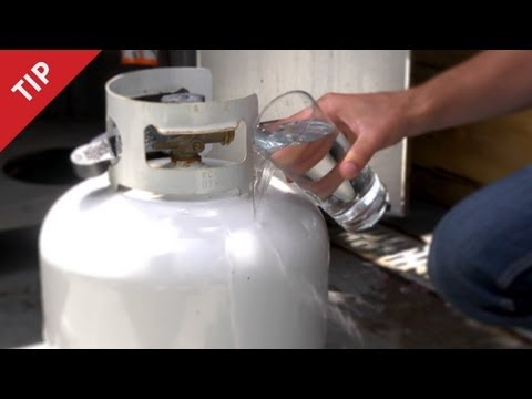 Click here to read Estimate How Much Propane is Left in Your Tank with a Glass of Water