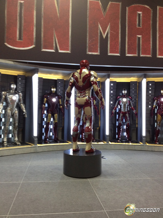 New Iron Man Armor