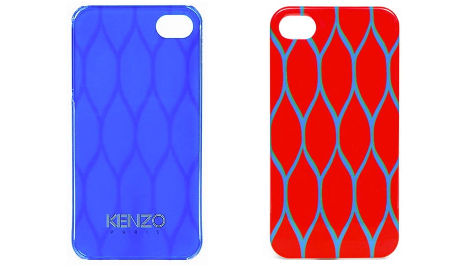 Click here to read Kenzo's iPhone Cases Match Your Vans