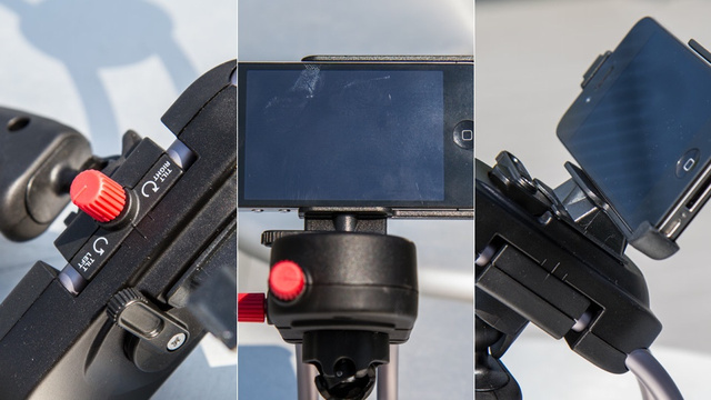 Steadicam Smoothee Review: Shake-Free Video for iPhone Filmmakers