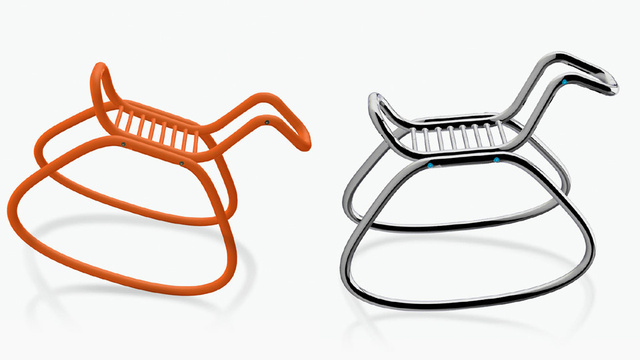 It's A Shame This Gorgeous Rocking Horse Is Just for Kids