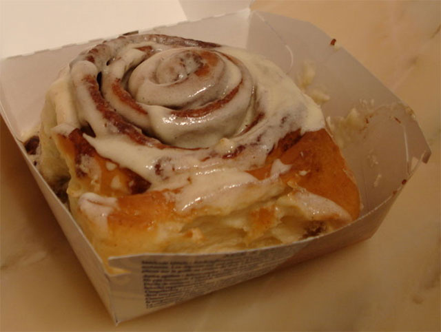 Cinnabon: The Snacktaku Review