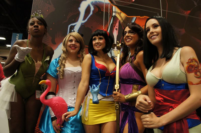 Inspired by superhero Disney Princess fan art, these cosplayers made a real-life superteam