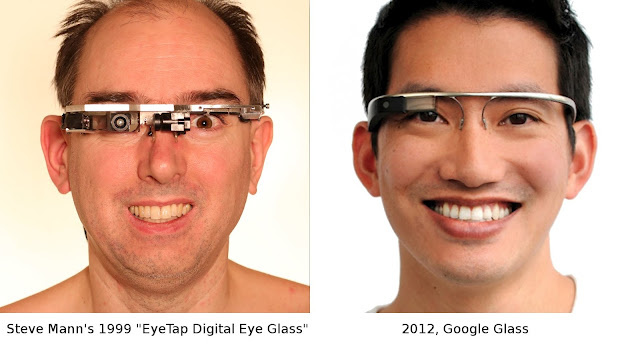 A Man Got His Ass Kicked for Wearing Digital Eye Glasses That Looked Like Google Glasses