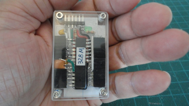 Click here to read Make Your Own Pocketable Arduino Kit