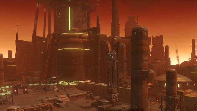 Star Wars: The Old Republic Executive Producer Leaves BioWare, Other Layoffs Reported