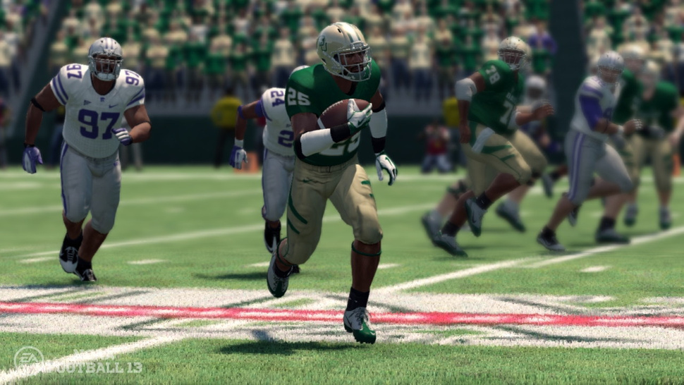 Overlooked School Says Their Fight Song Can Be Patched Into <em>NCAA 13</em>