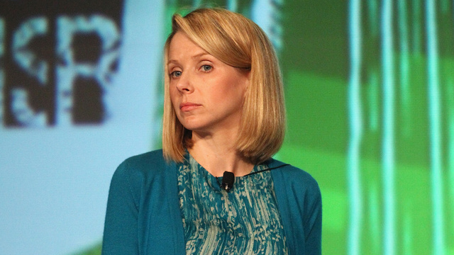 New Yahoo CEO Marissa Mayer Announces She's Pregnant. Cue the Shitty, Sexist Reactions.