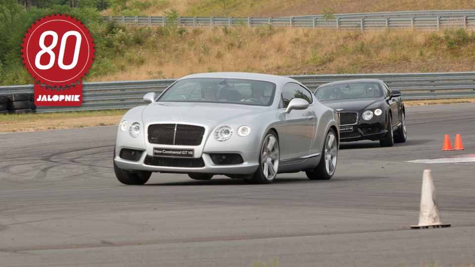 Click here to read Bentley Continental GT V8: The Jalopnik Review