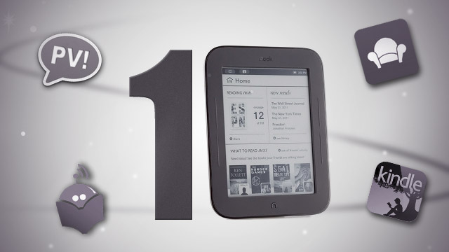 Click here to read Turn Your Rooted Nook Into the Ultimate Ereader with These 10 Apps
