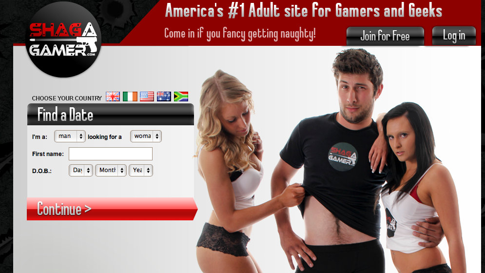A dating site for gamers