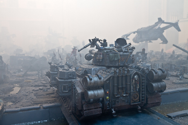 Warhammer Miniatures Come to Life in These Amazing Photos