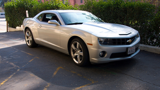 America's Ten Fastest Rental Cars