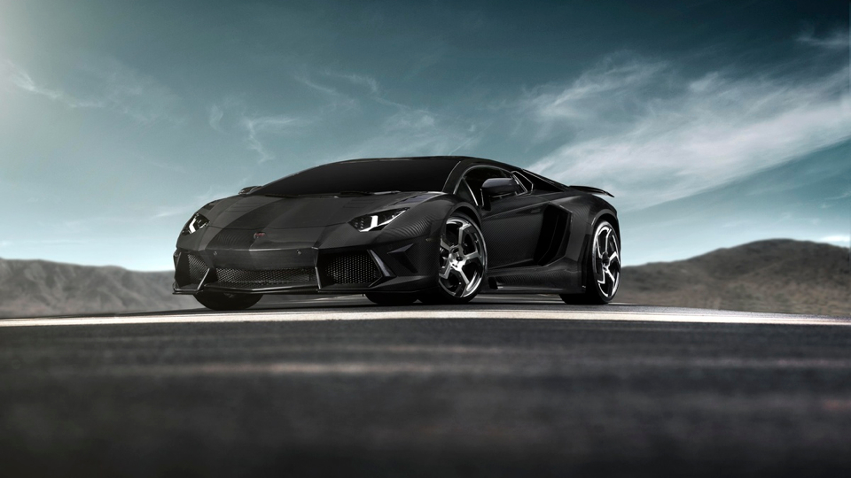Click here to read The Mansory Carbonado Is An Evil Carbon Fiber Lamborghini Aventador