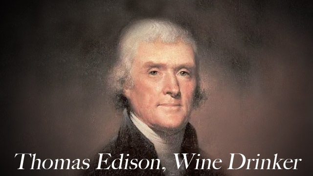 Answer: How Much Did Thomas Jefferson Think About Wine?
