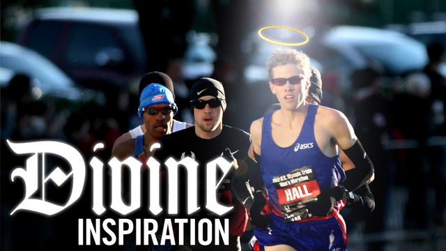 Sure, God Made The Universe. But Can He Coach An American Marathoner To Olympic Gold?