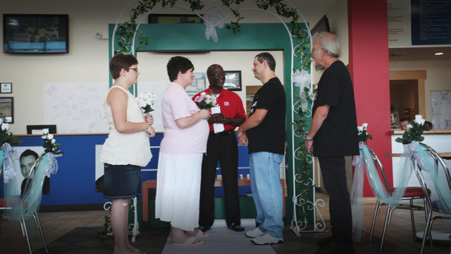 Car Salesman Convinces Couple To Buy Two New Cars, Get Married In Showroom