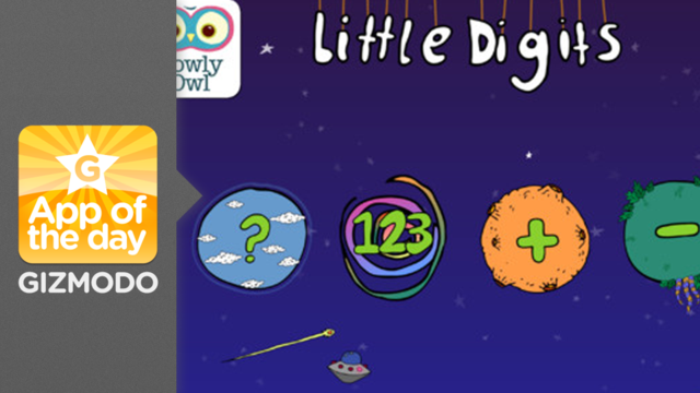 Little Digits: It's OK For Kids to Touch Everything in This Game