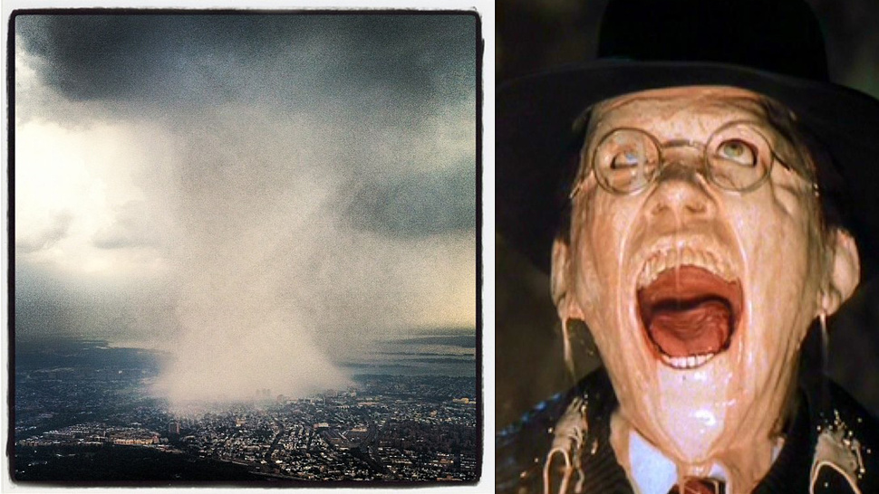This Photo of the Storm That Hit New York Today Is Insanely Scary