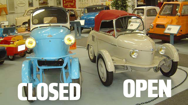 MIT's City Car Is Not The First Collapsible Car