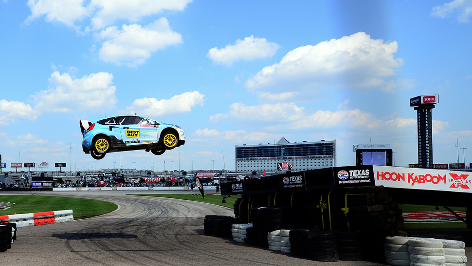 Your Ridiculously Awesome Airborne Fiesta Wallpaper Is Here