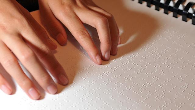 Visually-Impaired Teen Starts Clever Braille Menu Business