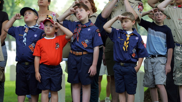 Boy Scouts Kick Out Gay Eagle Scout in Ongoing Effort to Avoid Homo Germs