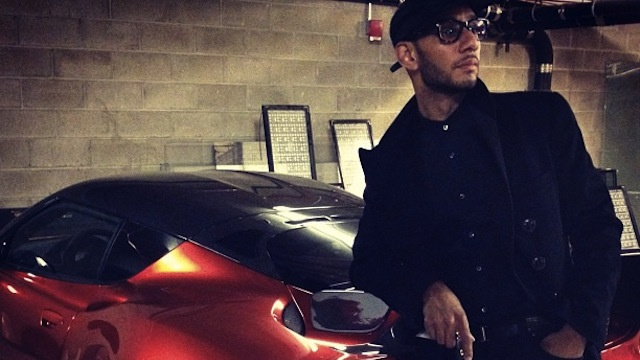 Swizz Beatz Is Not Megaupload's CEO, Actually