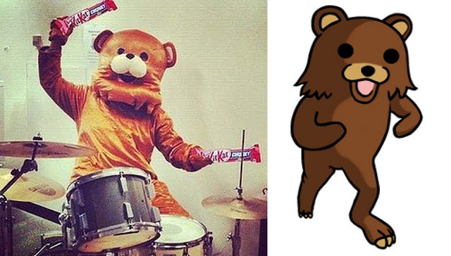 Nestle Forced to Yank New Kit Kat Mascot Off Facebook Over Similarity to Pedobear