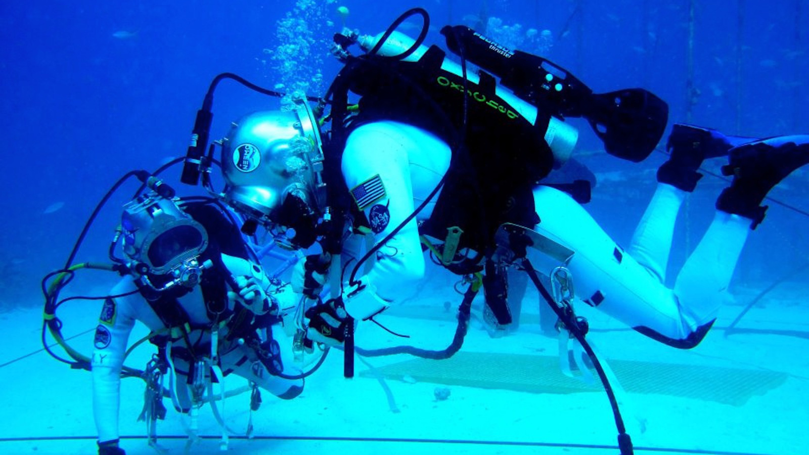 Click here to read How NASA Uses the Ocean to Train Astronauts for its Most Dangerous Missions