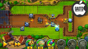 Fieldrunners 2 Is a Huge Improvement Over the First Fieldrunners